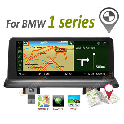 android bmw 1 series navigation system