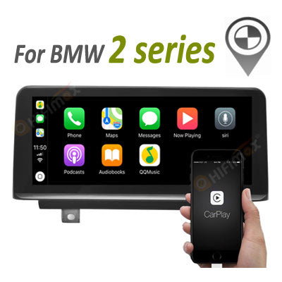 bmw 2 series android navigation