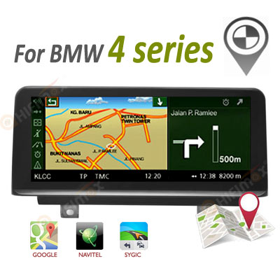 bmw 4 series android gps navi system