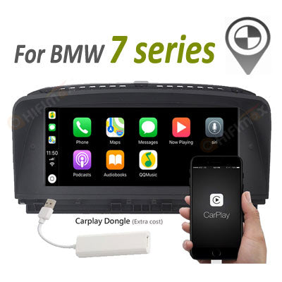 android bmw 7 series navigation