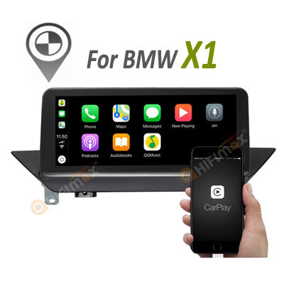 bmw x1 android navigation system