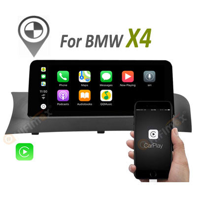 android bmw x4 navigation gps