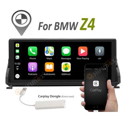 android bmw z4 navigation