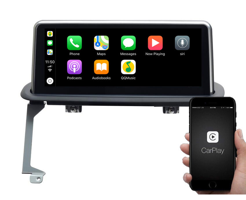 android bmw e53 navigation support apple carplay and android auto