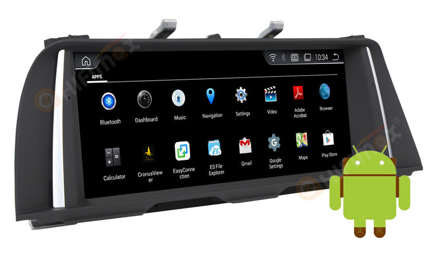 android car stereo gps for bmw 5 series f10 f11