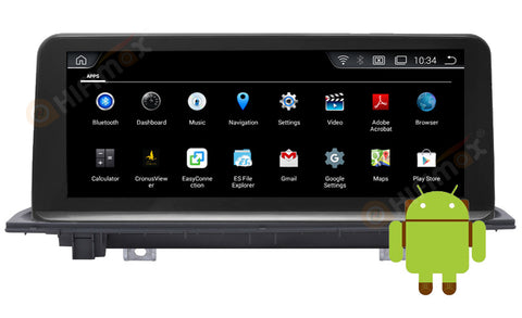 bmw x1 f48 android navigation