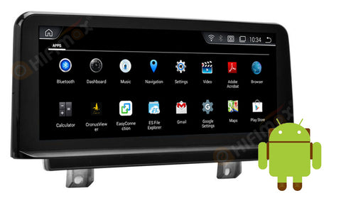android bmw f20 f21 f23 navigation gps system