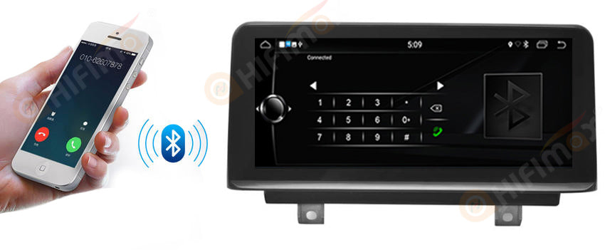 support bluetooth & ad2p function, free your hand when make calls or recevied calls