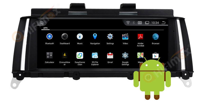 bmw x3 f25 x4 f26 android navigation gps system with 2gb/4gb ram 32gb rom
