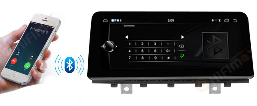 android BMW X5 F15 car stereo gps system