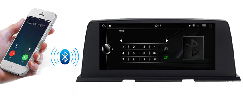bluetooth function support Hands-Free Calling and Audio Streaming