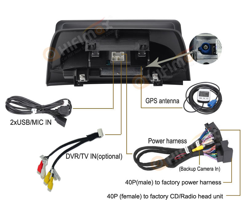 Android Bmw X3 Navigation Gps Upgrade For Bmw X3 E83 With