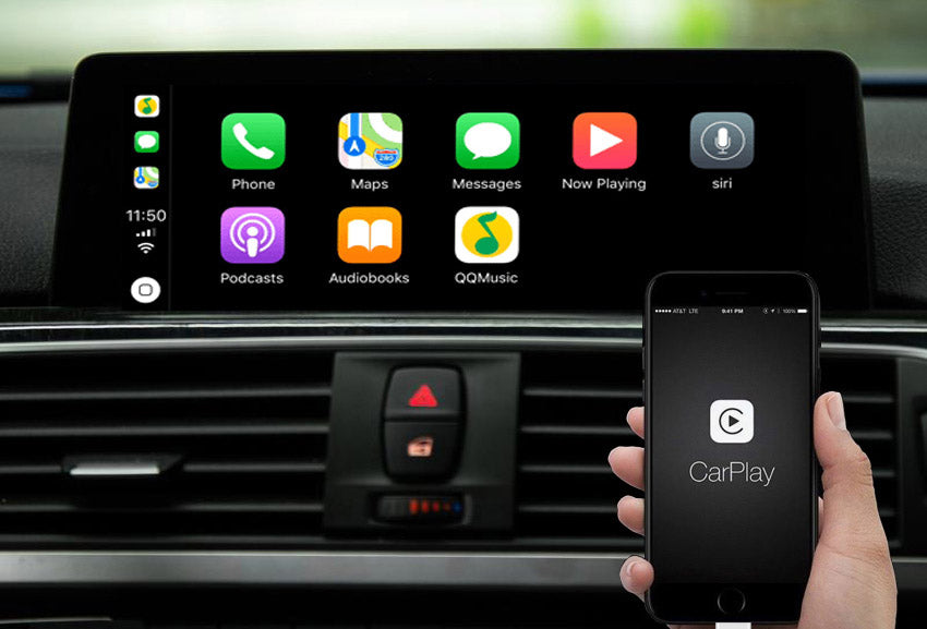 support apple carplay and android auto