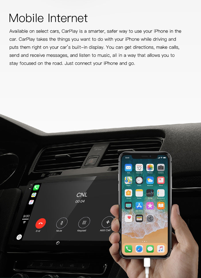 carplay usb dongle