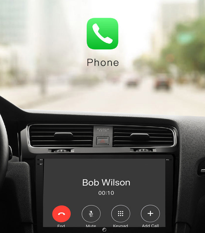 carplay - phone calls