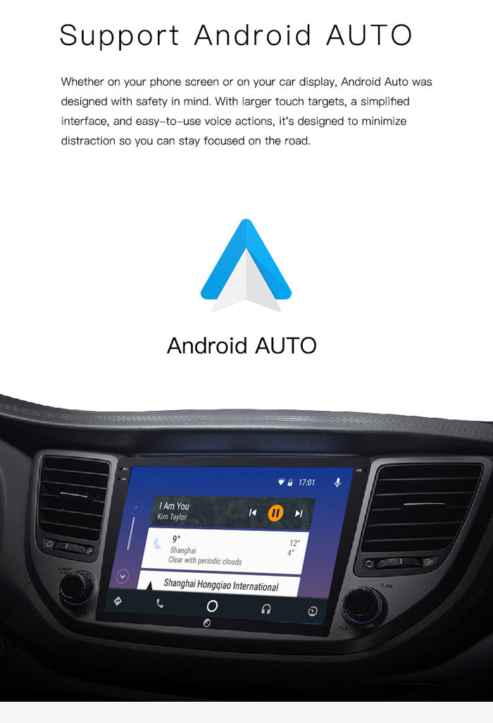 carplay dongle support android auto