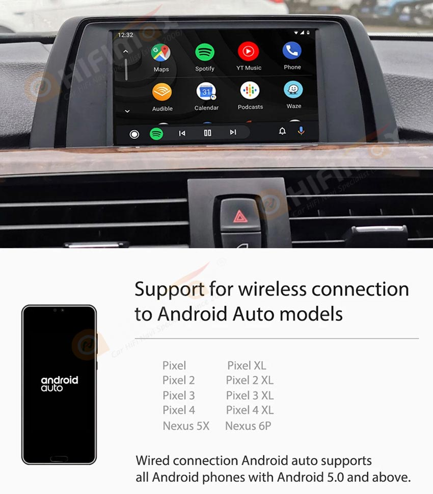 android auto function