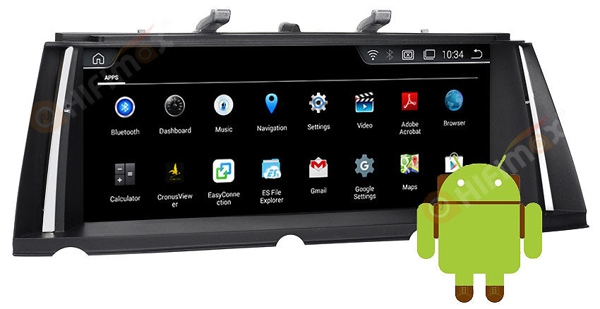 bmw 7 series f01 f02 navigation android os