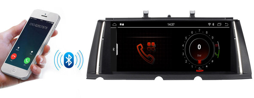 bmw 7 series f01 f02 navigation support bluetooth a2dp