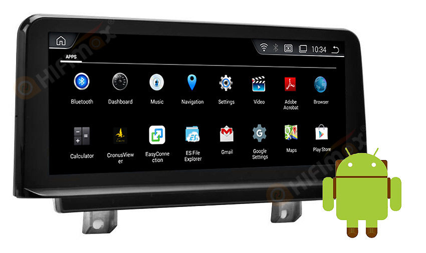 bmw-android navi system