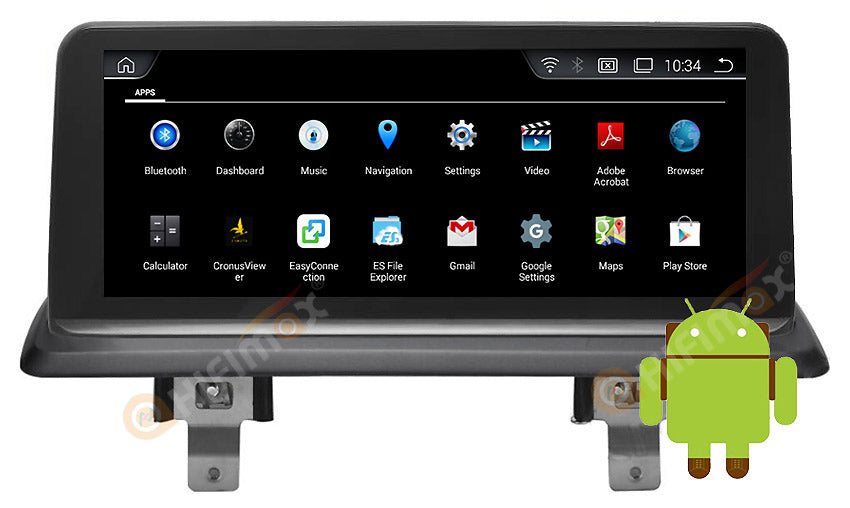 bmw e87 e81 e82 e88 navigation android os