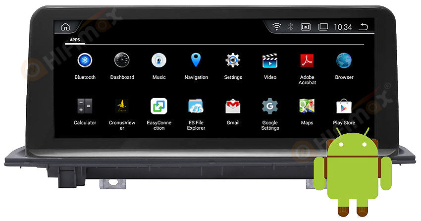 bmw x1 f48 android navigation system