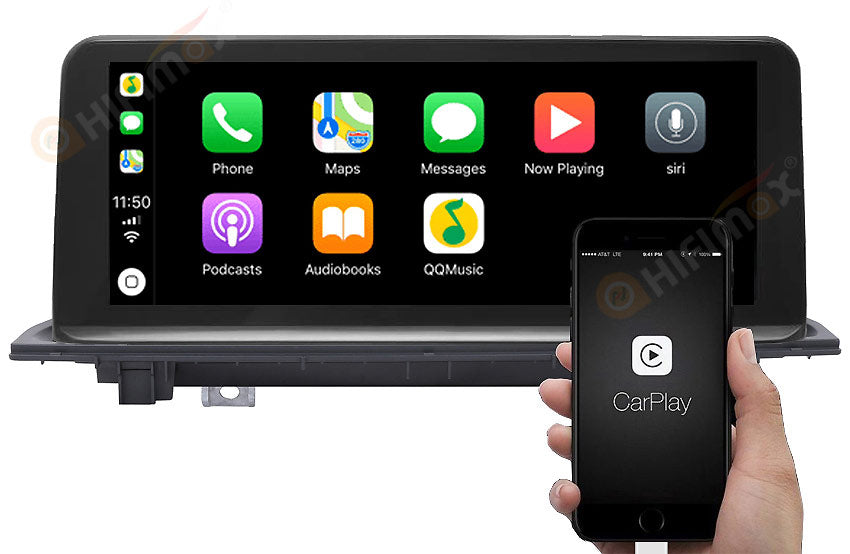 bmw x1 f48 navigation support apple carplay