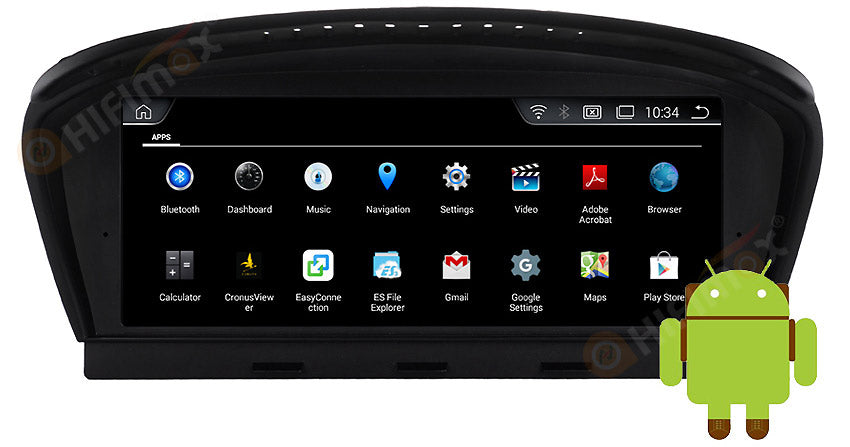 bmw 3/5 series android navigation gps