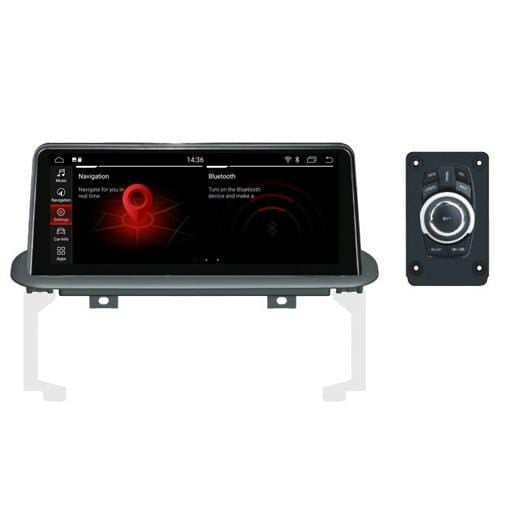 aftermarket bmw x5 e53 navigation gps system with idrive