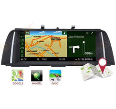 bmw f10 navigation gps support google map, waze,navitel,igo etc