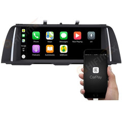 bmw f10 navigation support carplay & android auto