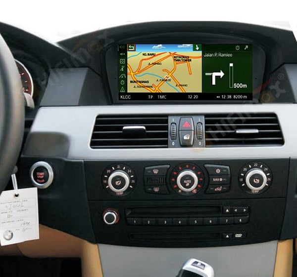 bmw 3-5 series gps navi head unit