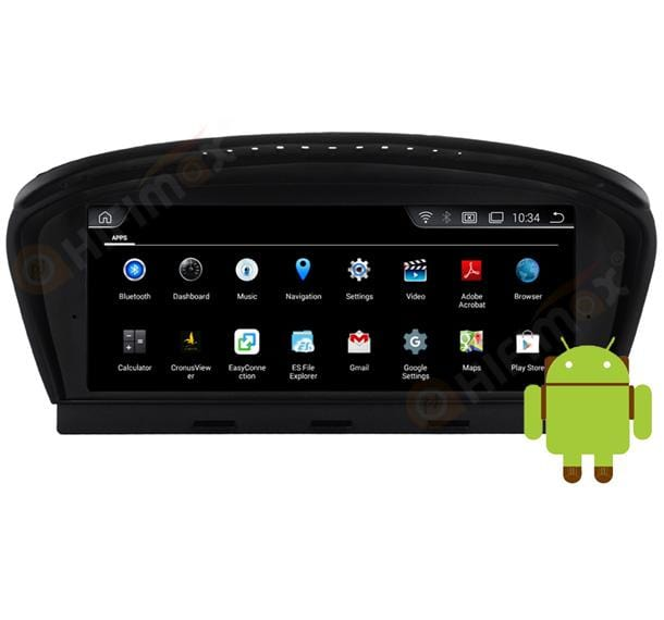 bmw e60 android navigation gps head unit