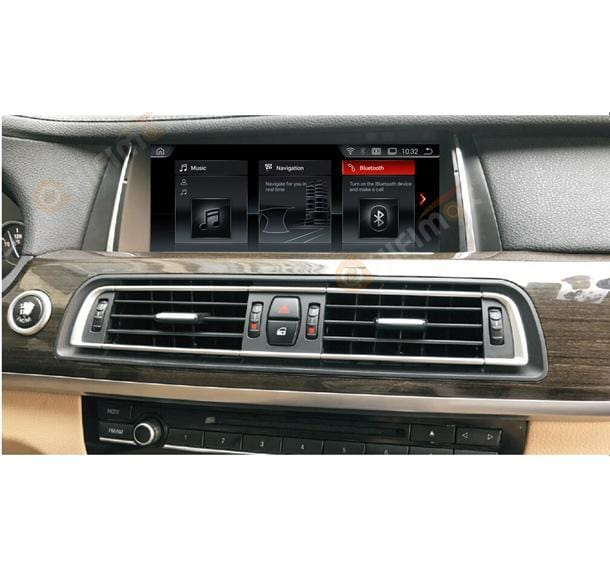 aftermarket bmw 7 series navi system