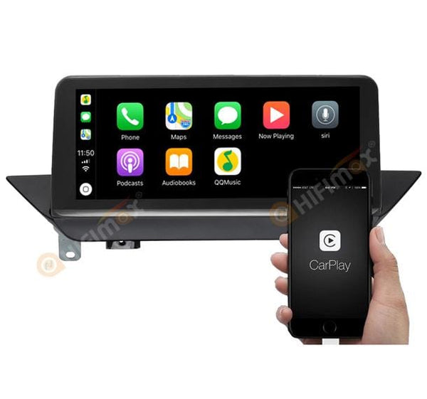 bmw x1 gps navi head unit support carplay