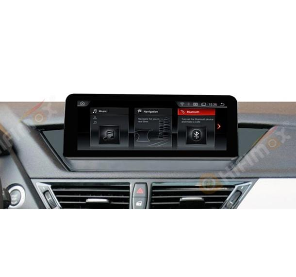aftermarket-android bmw x1 navi system