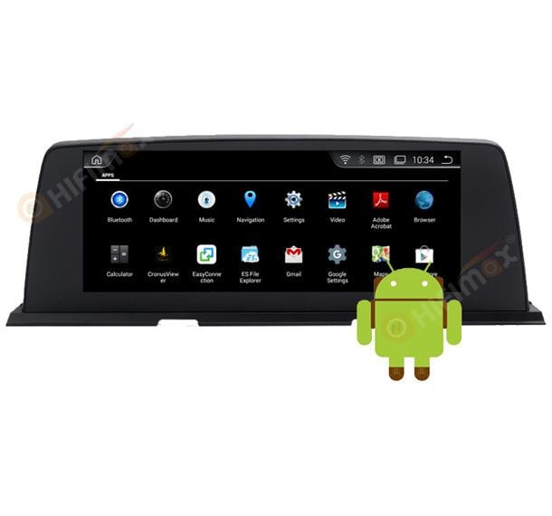 android BMW 6 series navigation