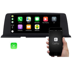 BMW 6 series android navigation support carplay