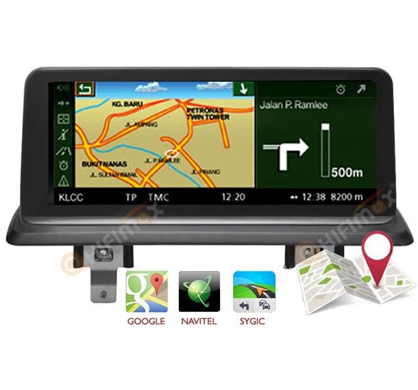 bmw 1 series navigation