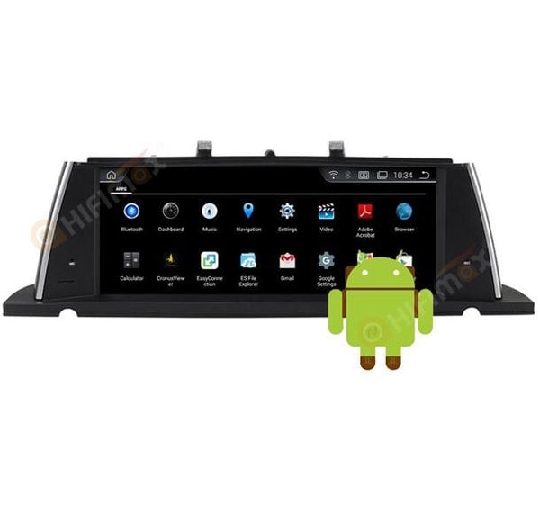 BMW F07 GT android car stereo