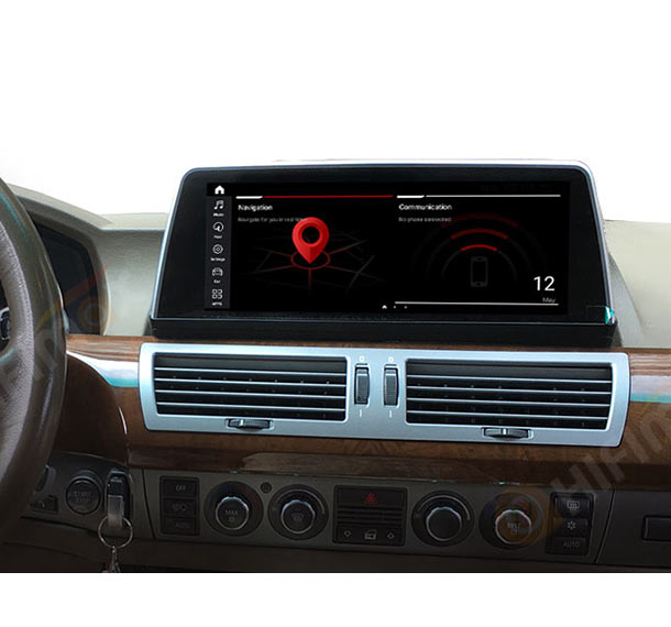 BMW E65 E66 android GPS with 10.25 inch screen