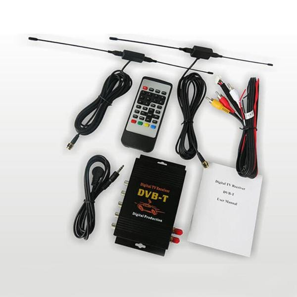 accessories of Car DVB-T BOX