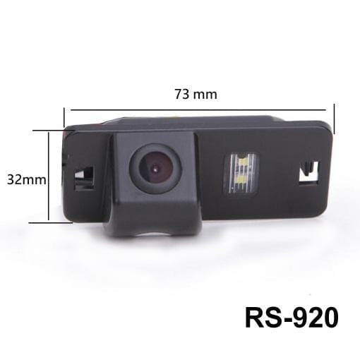 Car review camera for BMW 1/3/5 series X5 X6 Z4 etc