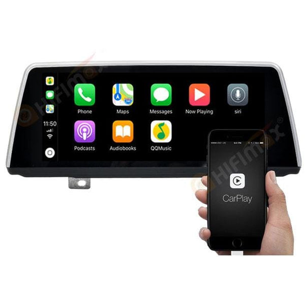 10.25'' Android 10 BMW 7 series G11 G12 G13 navigation GPS 4GB RAM +64GB ROM
