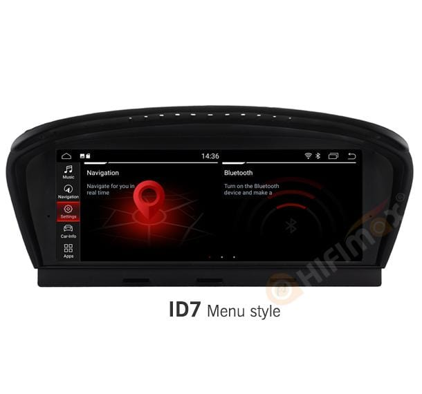 bmw 3-5 series android navigation
