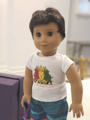 18 inch King Doll shirt