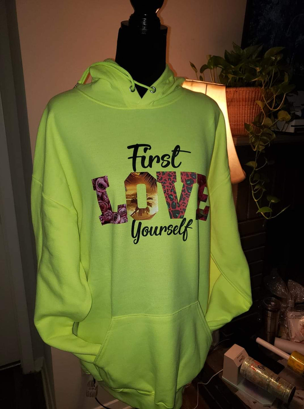 First love yourself Sweatshirt