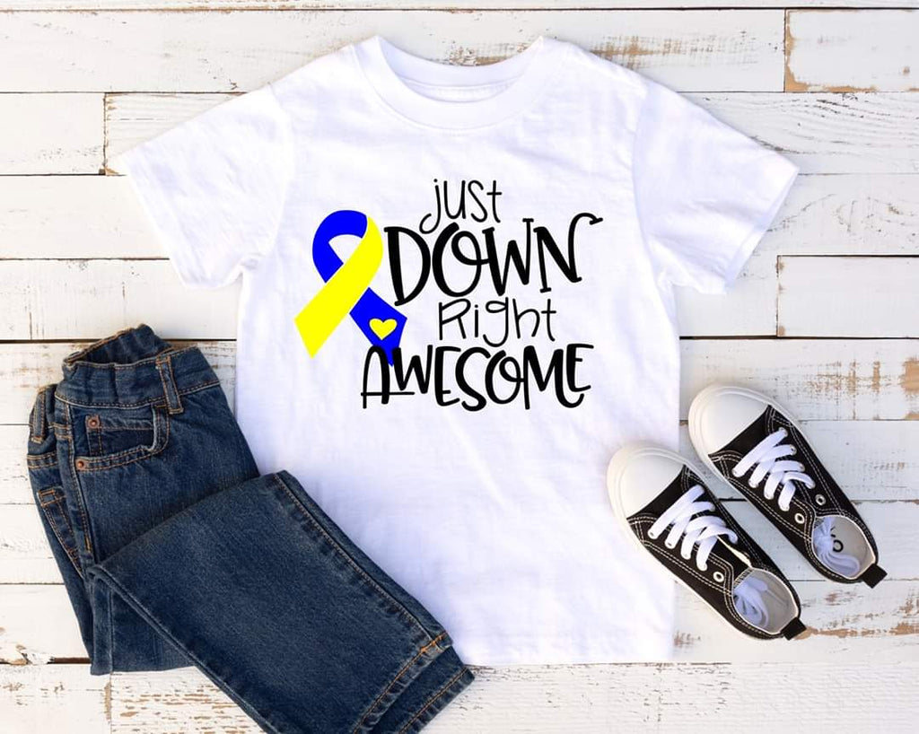 Down right Awesome t-shirt
