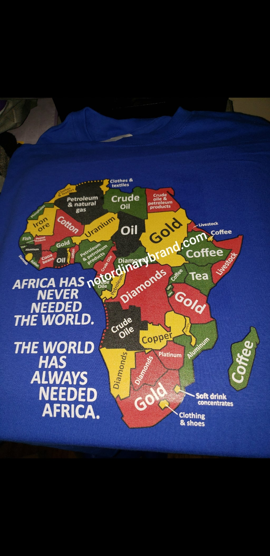 Africa supplier of great things.