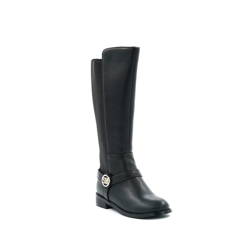 K-REAGAN BLACK BOOTS